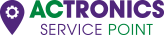 ACTRONICS service point