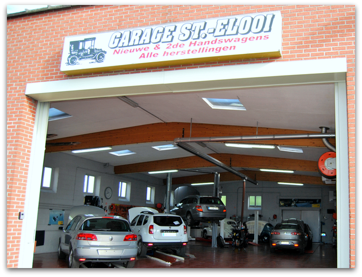 garage Sint-Elooi